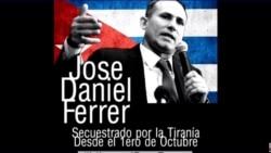 Presos políticos publican carta de apoyo a José Daniel Ferrer