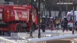 10 muertos en un atentado en el centro turístico de Estambul