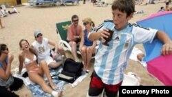 Casi 95.000 turistas argentinos visitaron Cuba en 2012. La foto ilustra lo que alcanzan a conocer de la isla