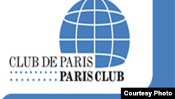 Logotipo del Club de París.