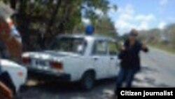 Reporta Cuba. Detenciones en Pinar del Río. Foto: Yelky Puig.
