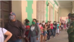 Protesta por desabastecimiento en Ciego de Ávila