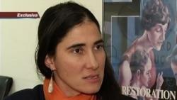 Entrevista a la bloguera cubana Yoani Sánchez