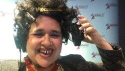 Magdalena con la lengua suelta hablando directamente con Cuba