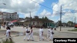 Agreden a Damas de Blanco en Colón, Matanzas