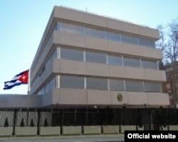 La embajada de Cuba en España se considera el principal centro de la inteligencia cubana en Europa.
