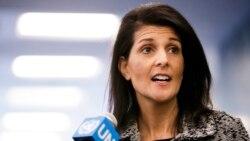 Estados Unidos llevó al Consejo de Seguridad de Naciones Unidos la crisis en Nicaragua