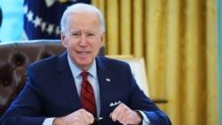 Organización opositora hace pedido a Biden