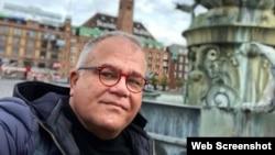 Armando Lucas Correa, escritor de origen cubano