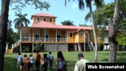 La casa natal de los hermanos Castro fue convertida en museo en el año 2002.