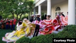 Celebración del 5 de Mayo en EEUU.