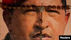 Piden un milagro para Chávez