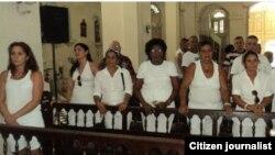 Reporta Cuba damas de blanco ivanlibre