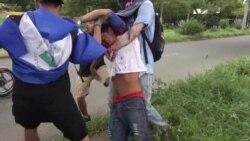 """""""Marcha de las Flores"""" deja muertos y heridos en Nicaragua"""