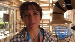 Sofía Márquez de Aguiar, orfebre asociada a la Fábrica de Arte Cubano
