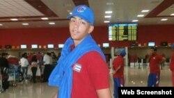 Miguel Antonio Vargas, pelotero cubano.