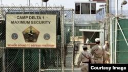 La prisión de Guantánamo. (Departamento de Defensa)