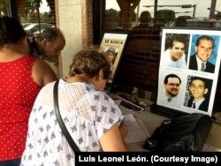 Este sábado se sobrepasaron las 4 mil firmas pidiendo llevar a Raúl Castro a un tribunal.