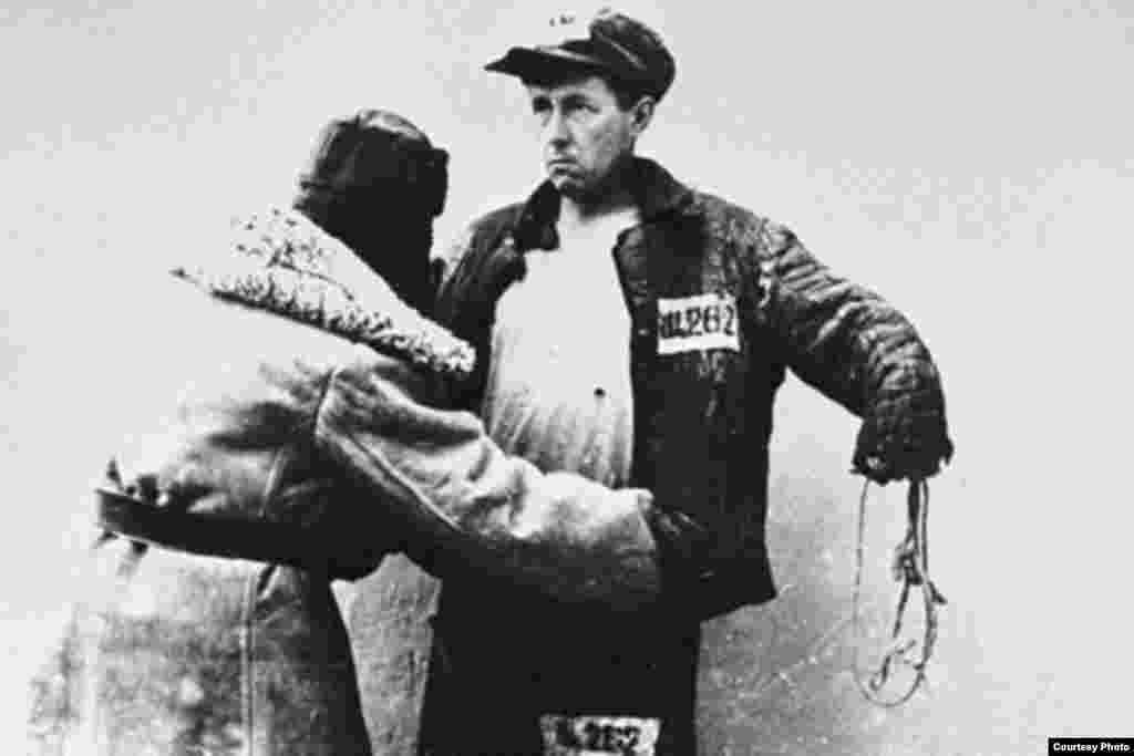 El más conocido de los prisioneros del Gulag, Alexander Isaevich Solzhenitsyn.