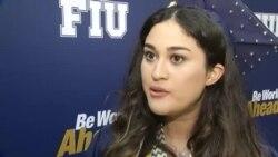 Joven hondureña sobresaliente en Ciencias Informáticas se gradúa en FIU y es contratada por Microsoft
