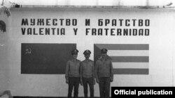 Las bases militares de Moscú en Cuba