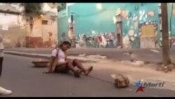 Detienen a artista que peregrinaba al Rincón para pedir por la libertad de Cuba