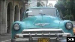 Cuba, desde adentro: Los Almendrones