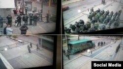 Fuerzas de seguridad venezolanas rodean la oficina de la fiscal general antes de su posible remoción