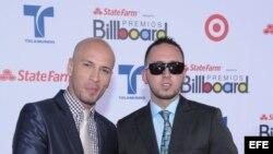 El dúo puertorriqueño Alexis y Fido