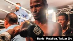 Daniel Matellón, pugilista cubano