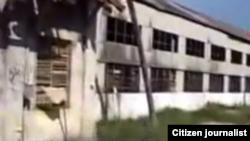 Reporta Cuba taller abandonado (youtube)