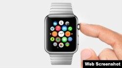 El nuevo reloj de Apple