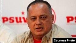 Diosdado Cabello. Archivo.
