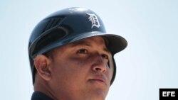 Miguel Cabrera de los Tigers de Detroit logra la Triple Corona