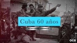 Cuba 60 años de TV Martí (1959 - 1969)