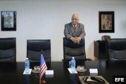 Vicepresidente del Consejo de Ministros de Cuba, Ricardo Cabrisas Ruiz