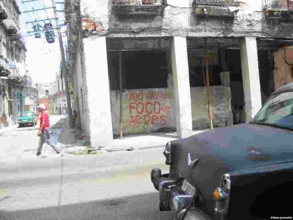 Reporta Cuba edificios derrumbes foto Arnaldo Ramos
