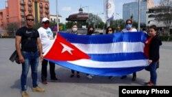 Médicos cubanos en Reynosa. (Foto: Renato Zamudio)