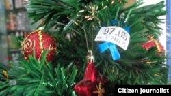 Remesas acentúan diferencias entre cubanos en época navideña