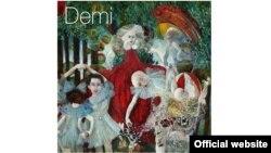 """Fragmento de la imagen de portada de """"Demi"""" (Skira Rizzoli)."""