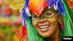 Lucy Villarreal, Líder social en Colombia