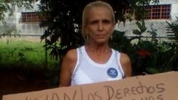 Declaraciones de Lourdes Esquivel a Radio Martí