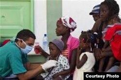 El MINSAP sabía que a su regreso la brigada médica enviada a Haití podía introducir el cólera en Cuba, pero no tomó precauciones.