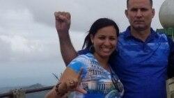 Esposa de Ferrer denuncia estrategia del régimen para procesar a líder de UNPACU