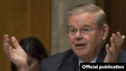 Bob Menendez preside el poderoso Comité de Relaciones Exteriores del Senado