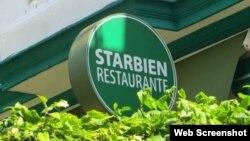El restaurante habanero StarBien.