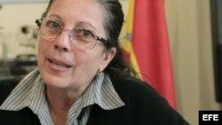 Viuda de Payá explica querella presentada ante audiencia española