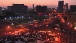Millones de personas se movilizan en todo Egipto pidiendo la renuncia de Mohamed Morsi.