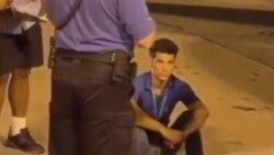 Polizón cubano logra pasar el primer trámite para el asilo político