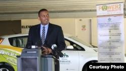Alcalde Anthony Foxx